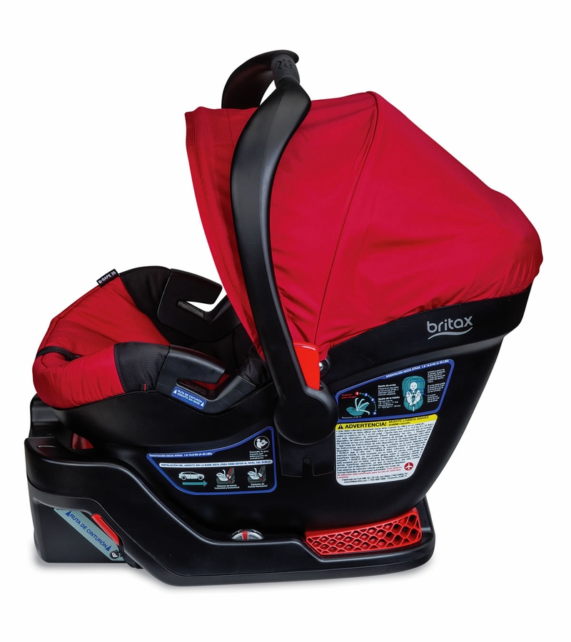 Britax B-Safe 35 Infant Car Seat - Red