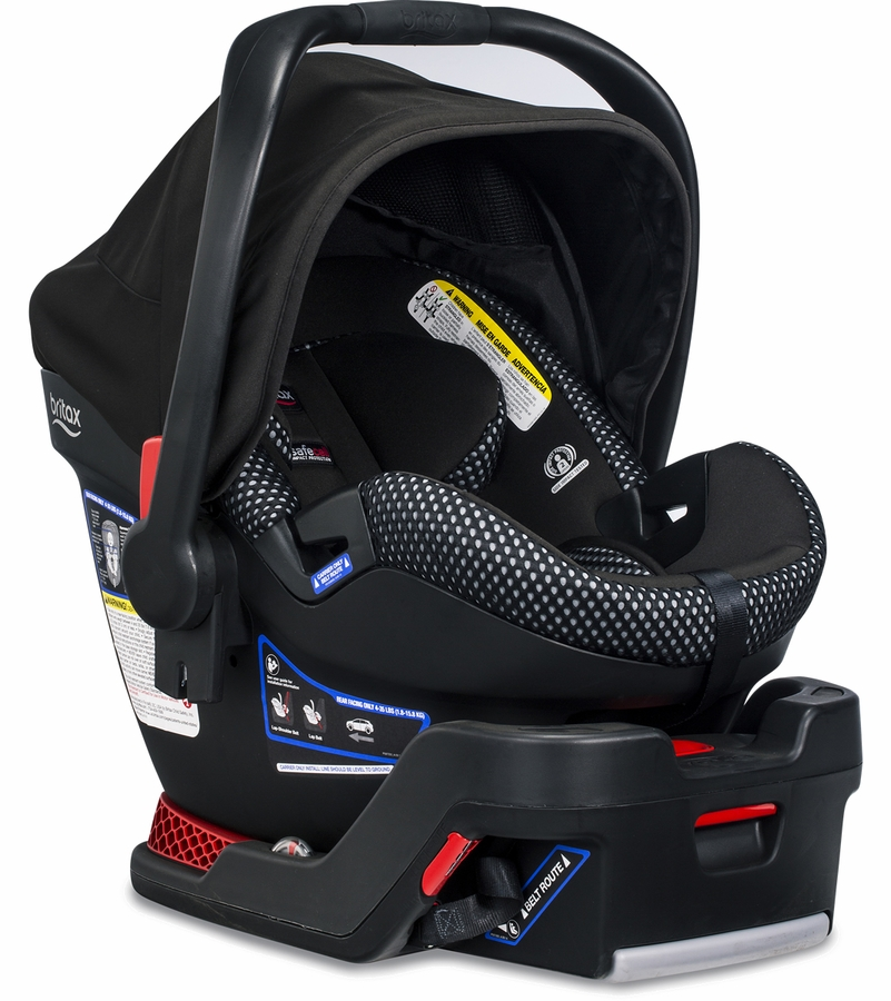 britax b safe ultra infant car seat cool flow gray. Black Bedroom Furniture Sets. Home Design Ideas