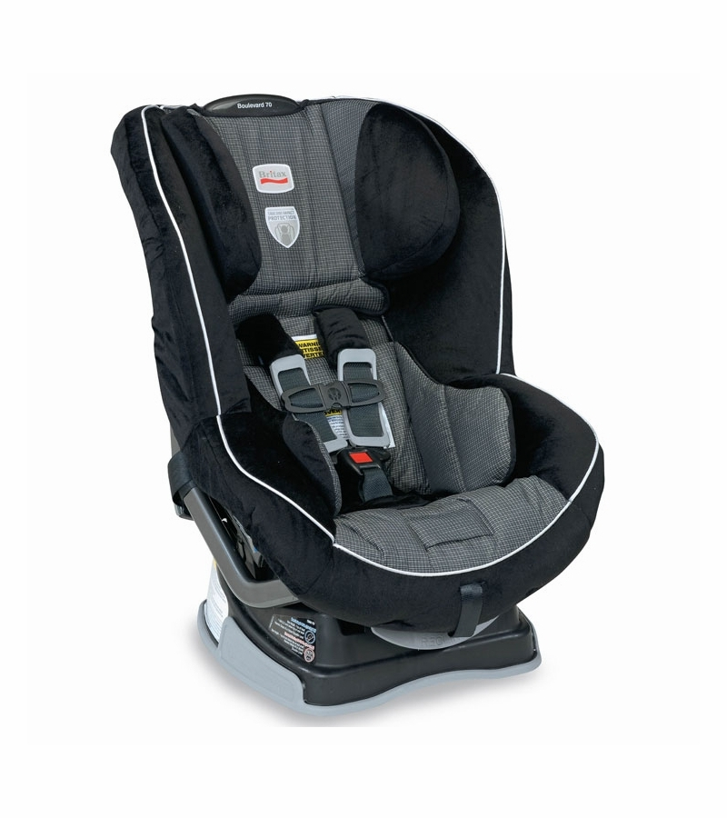 britax boulevard 70 car seat in onyx. Black Bedroom Furniture Sets. Home Design Ideas