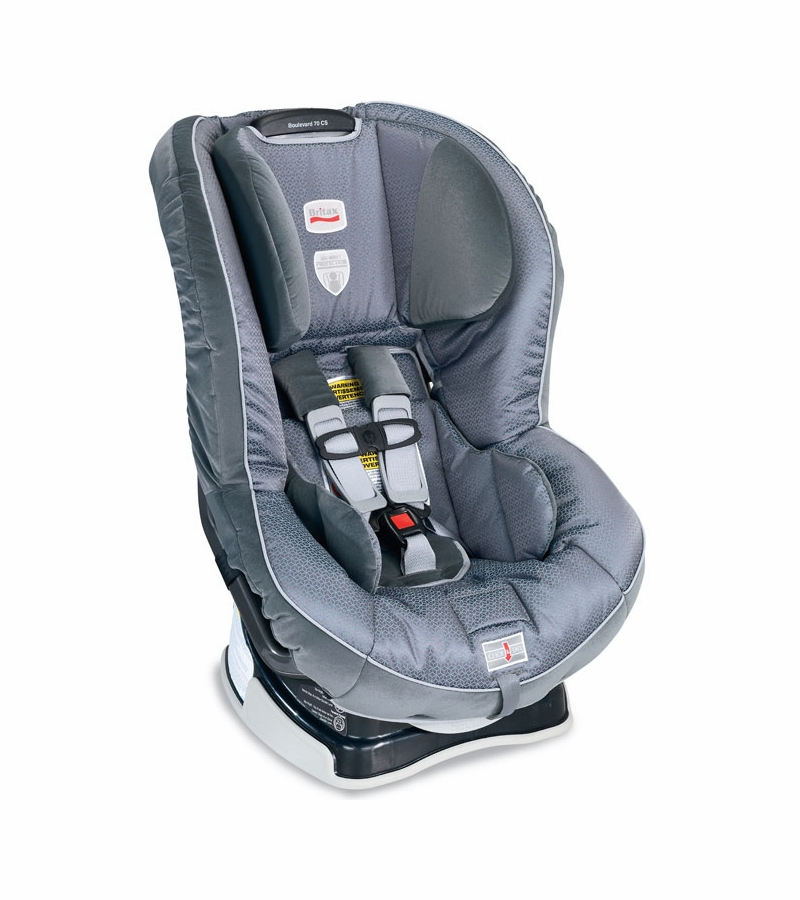 britax boulevard 70 cs car seat in blue print. Black Bedroom Furniture Sets. Home Design Ideas
