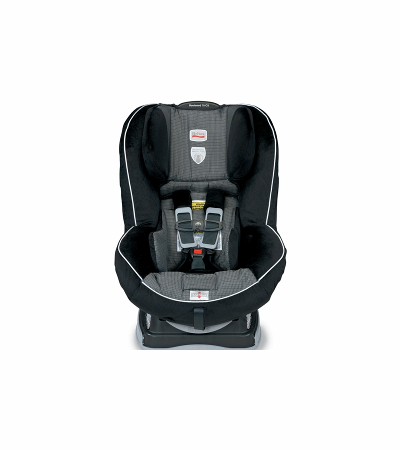 britax boulevard 70 cs car seat in onyx. Black Bedroom Furniture Sets. Home Design Ideas
