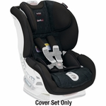 Britax Boulevard Click Tight Convertible Car Seat Cover Set - Circa
