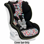 Britax Boulevard Click Tight Convertible Car Seat Cover Set - Kaleidoscope