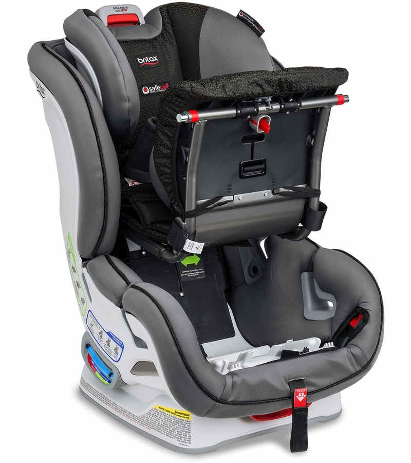 boulevard clicktight convertible car seat britax. Black Bedroom Furniture Sets. Home Design Ideas