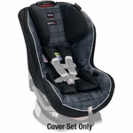 Britax Boulevard Convertible Car Seat Cover Set - Domino
