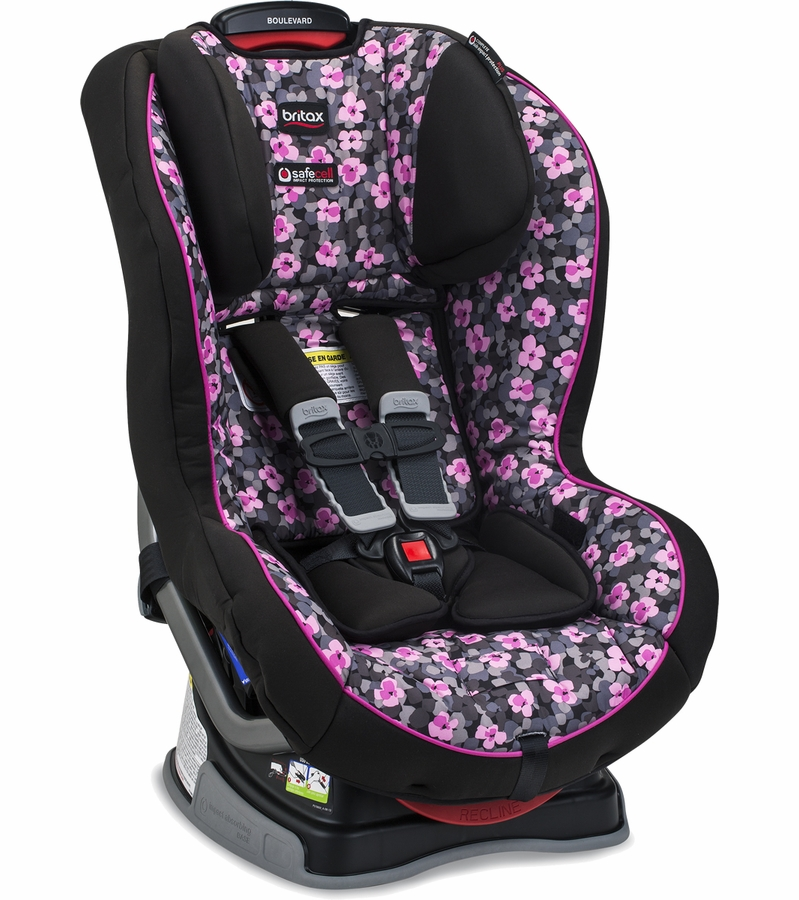 britax boulevard g4 1 convertible car seat cactus flower. Black Bedroom Furniture Sets. Home Design Ideas