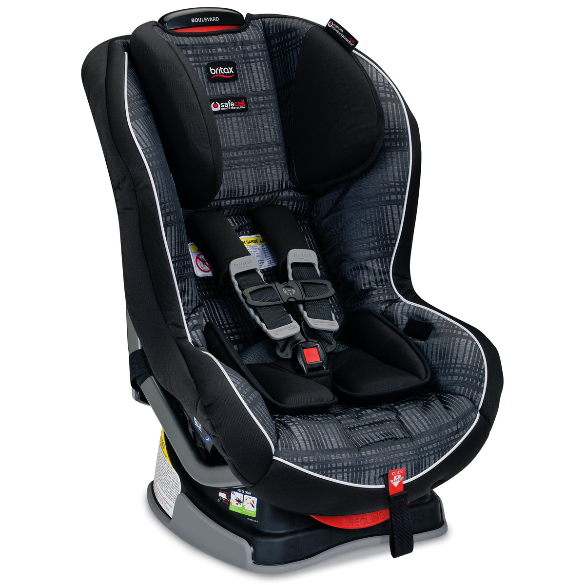 britax boulevard g4 1 convertible car seat domino. Black Bedroom Furniture Sets. Home Design Ideas
