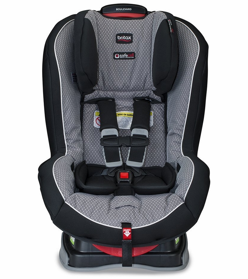 Washing Britax Chaperone Car Seat Cover