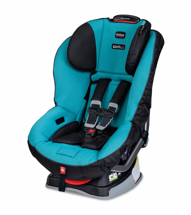 britax boulevard g4 1 convertible car seat laguna. Black Bedroom Furniture Sets. Home Design Ideas