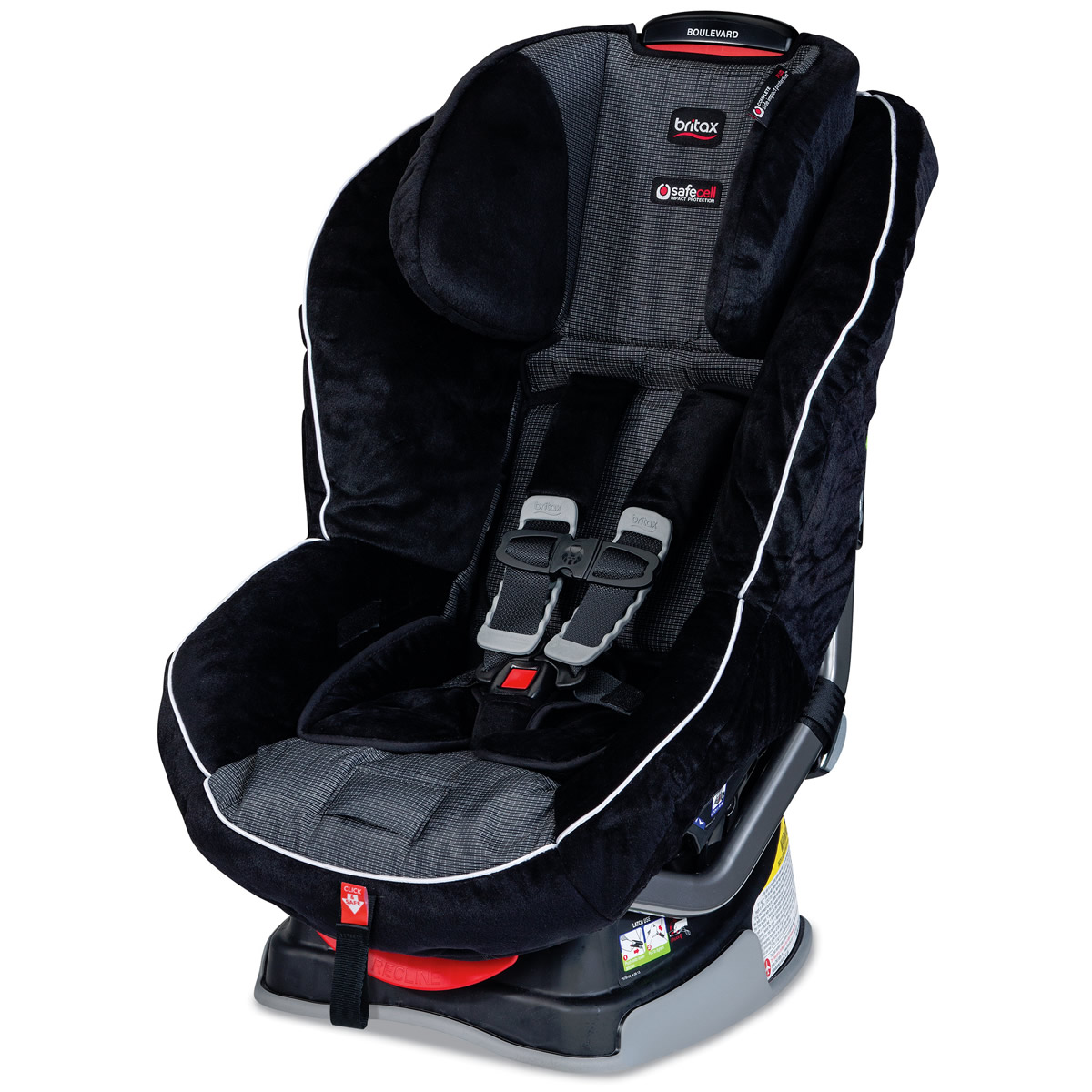 britax boulevard g4 1 convertible car seat onyx. Black Bedroom Furniture Sets. Home Design Ideas