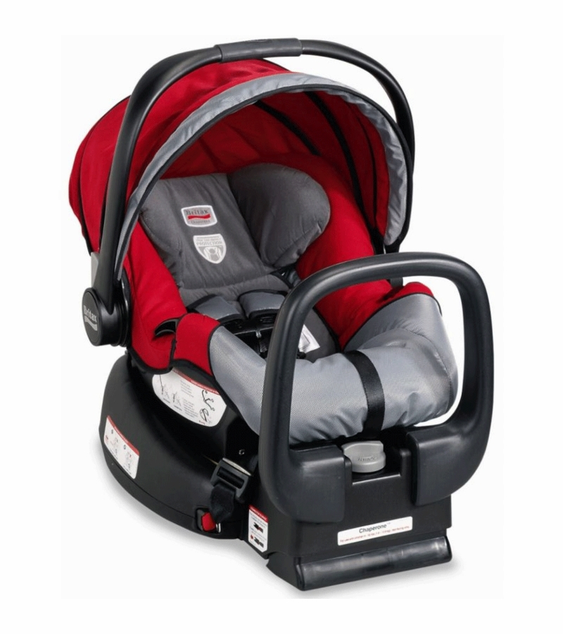 britax chaperone infant car seat red mill. Black Bedroom Furniture Sets. Home Design Ideas