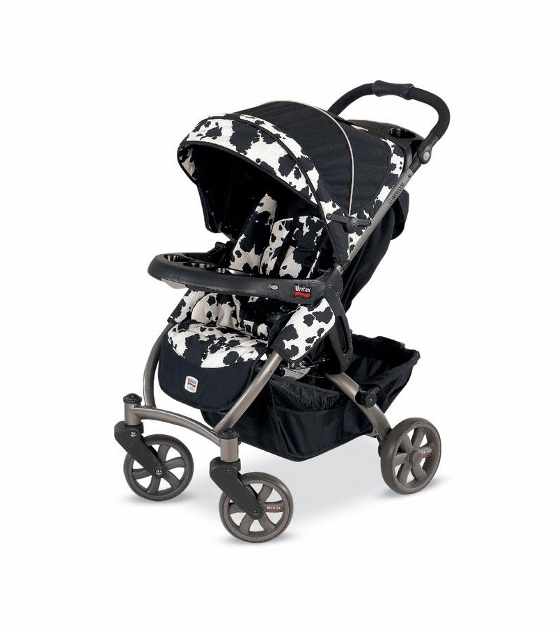 britax chaperone stroller cowmooflage. Black Bedroom Furniture Sets. Home Design Ideas