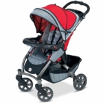 Britax Chaperone Stroller Red Mill