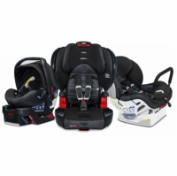 Britax Cool Flow Collection