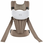 Britax Front Soft Baby Carrier - Tan, Organic