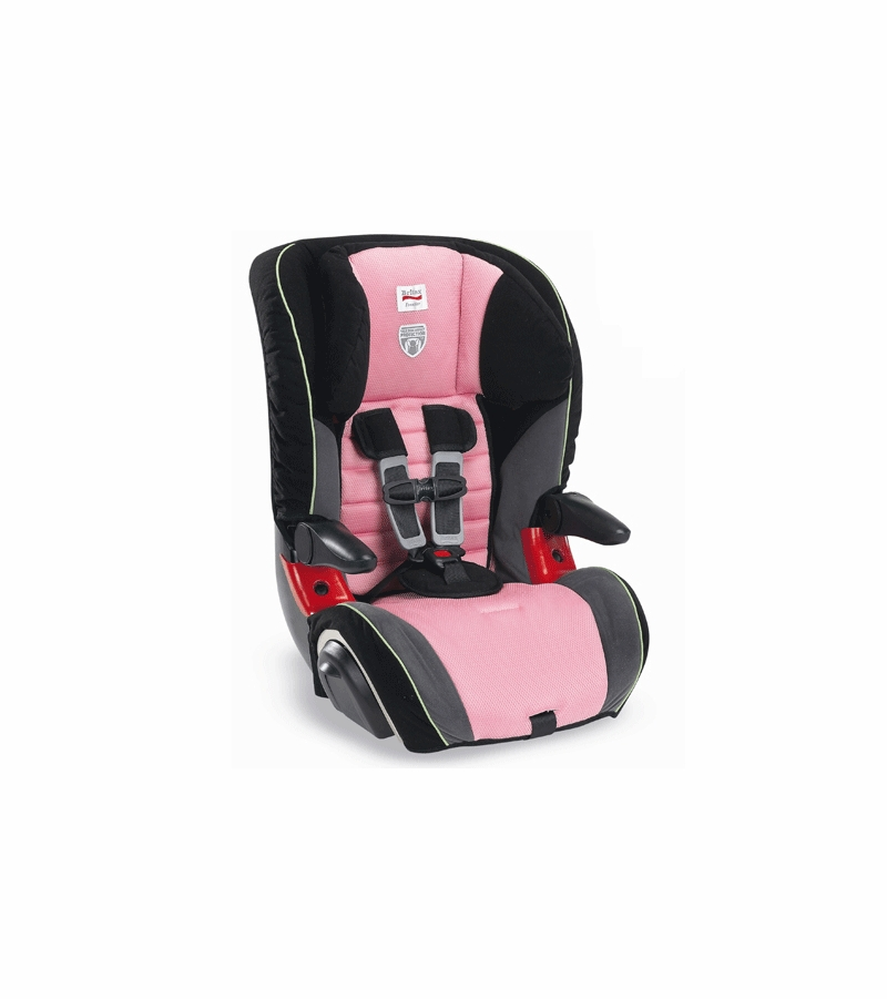Britax Frontier 80 Toddler Booster Car Seat 2009 Pink Sky