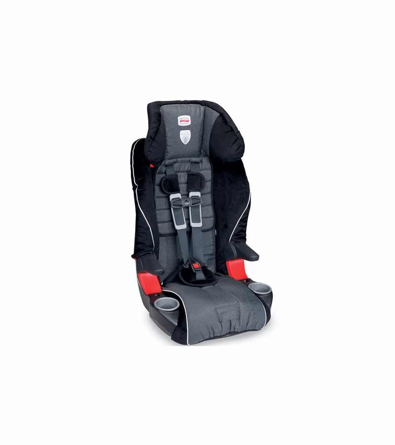 Britax Frontier 85 Harness Booster Car Seat in Onyx