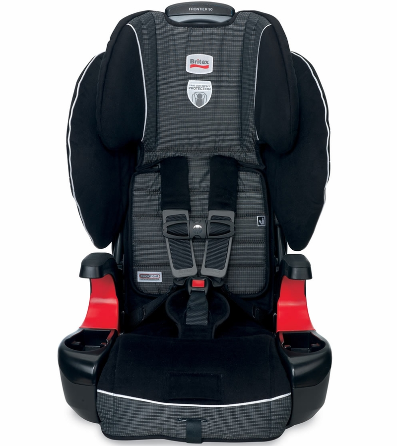 Britax Frontier  Booster Car Seat Reviews