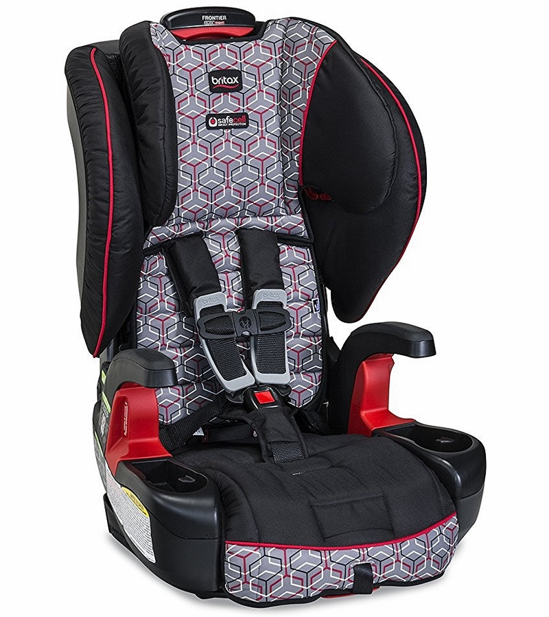 britax frontier clicktight booster car seat baxter. Black Bedroom Furniture Sets. Home Design Ideas