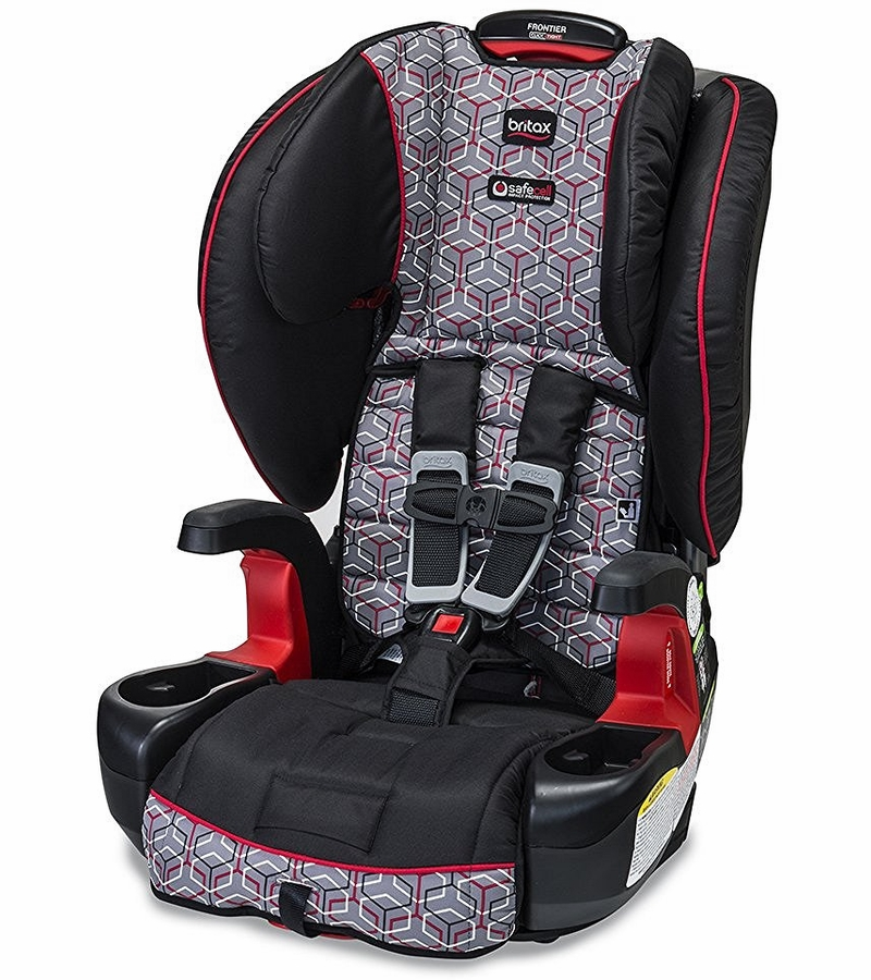britax frontier clicktight harness booster car seat baxter. Black Bedroom Furniture Sets. Home Design Ideas