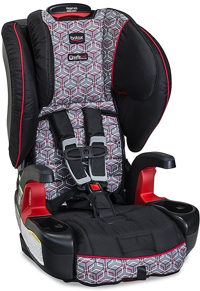 Britax Frontier ClickTight Harness Booster Car Seat - Baxter