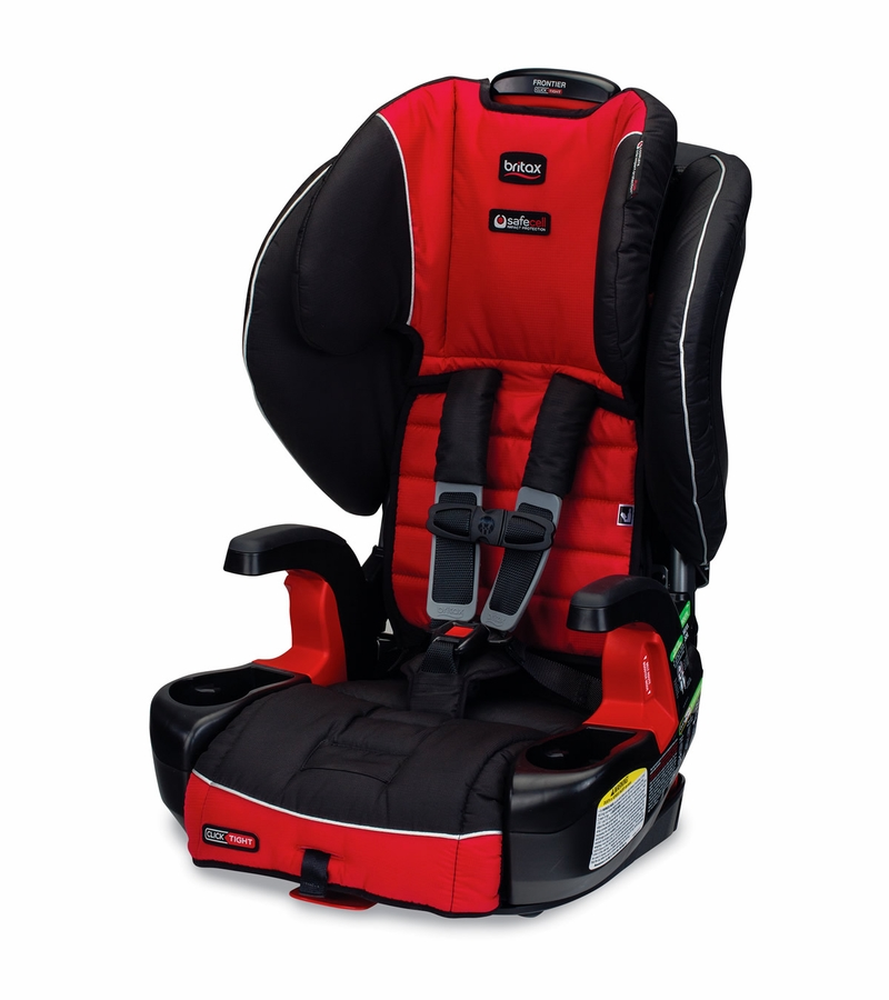 britax frontier clicktight booster car seat congo. Black Bedroom Furniture Sets. Home Design Ideas