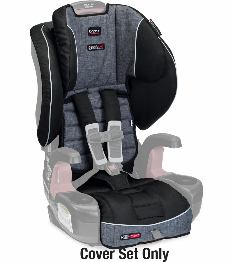 Britax Frontier ClickTight Booster Car Seat Cover Set