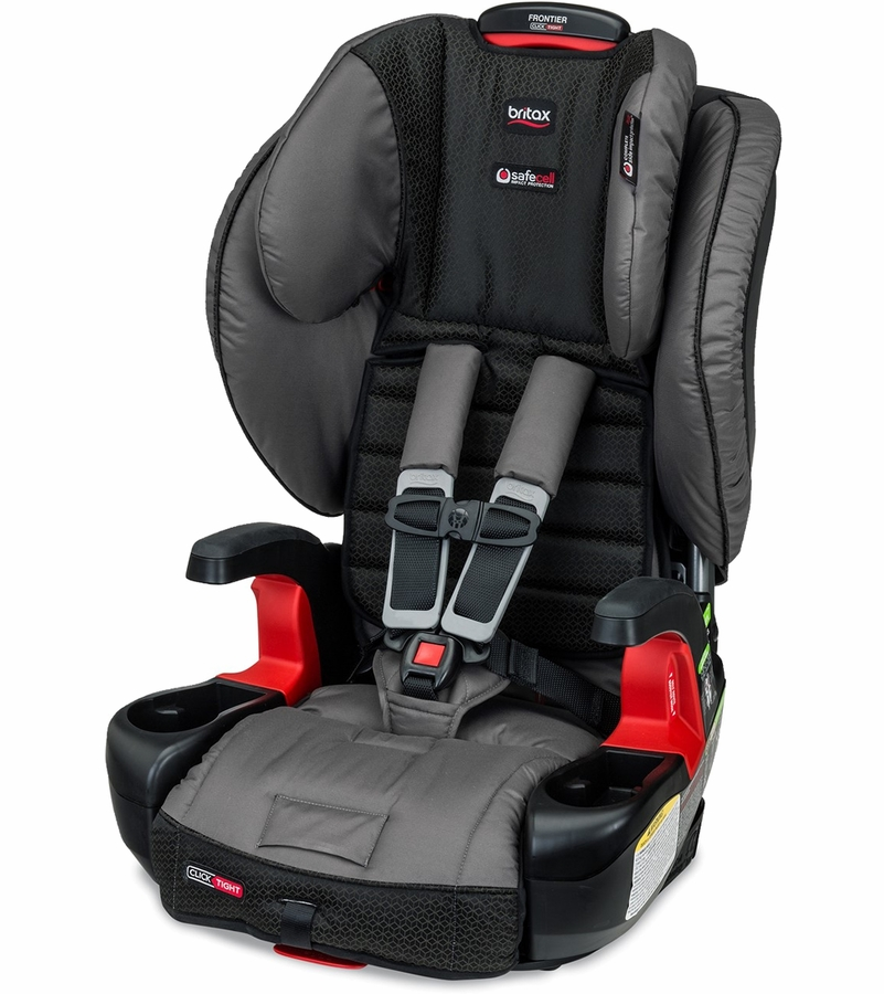 britax frontier clicktight booster car seat dylan. Black Bedroom Furniture Sets. Home Design Ideas