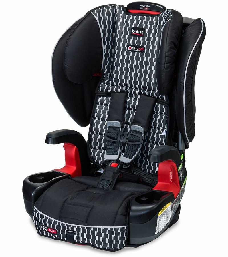 britax frontier clicktight harness booster car seat groove. Black Bedroom Furniture Sets. Home Design Ideas