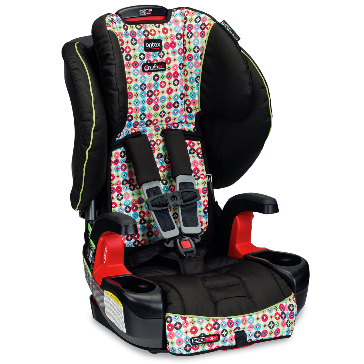 Britax Frontier ClickTight Harness Booster Car Seat - Kal...