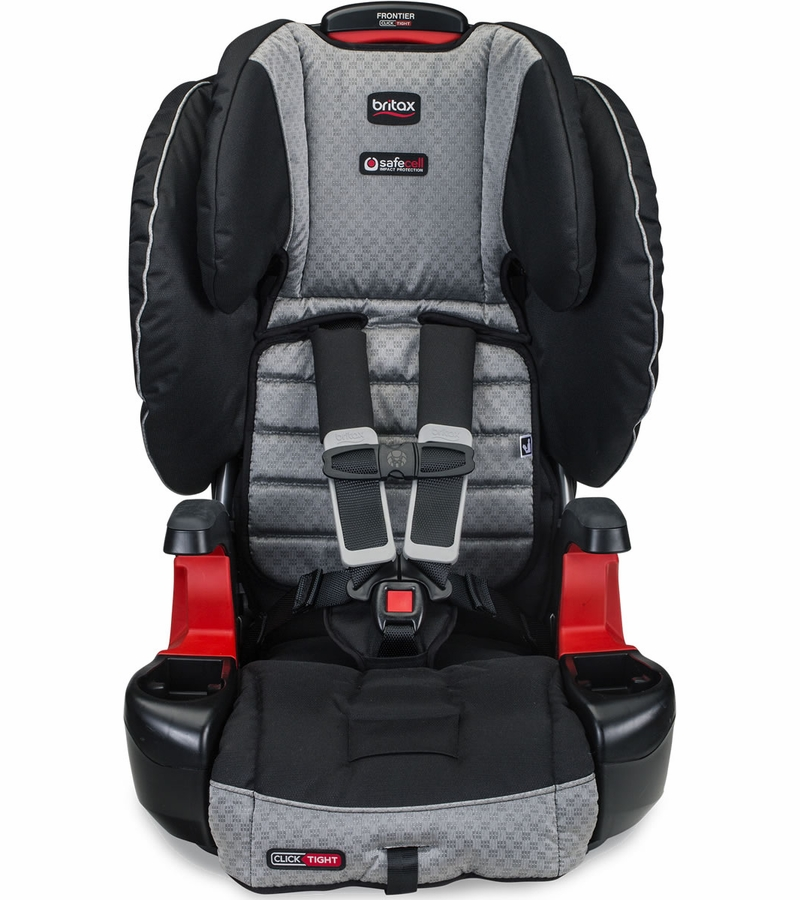 britax frontier clicktight harness booster car seat solstice 2016. Black Bedroom Furniture Sets. Home Design Ideas