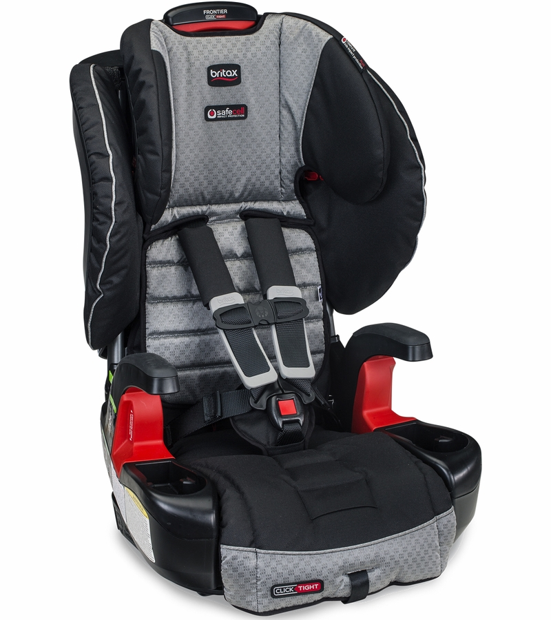 Britax Frontier ClickTight Harness Booster Car Seat