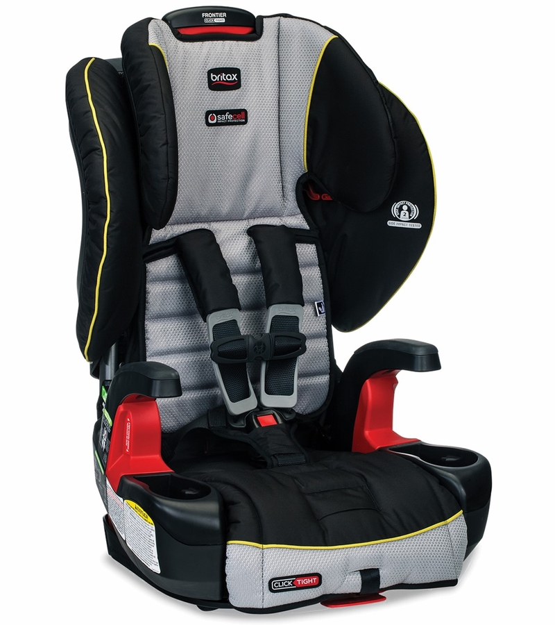 britax frontier clicktight harness booster car seat trek. Black Bedroom Furniture Sets. Home Design Ideas
