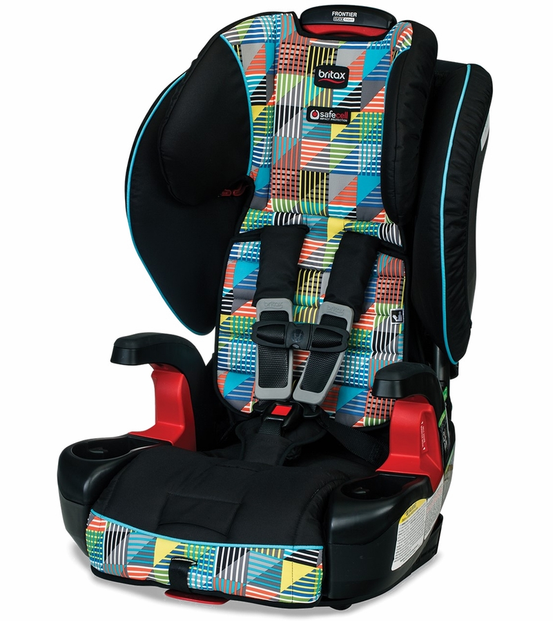 britax frontier clicktight harness booster car seat vector. Black Bedroom Furniture Sets. Home Design Ideas