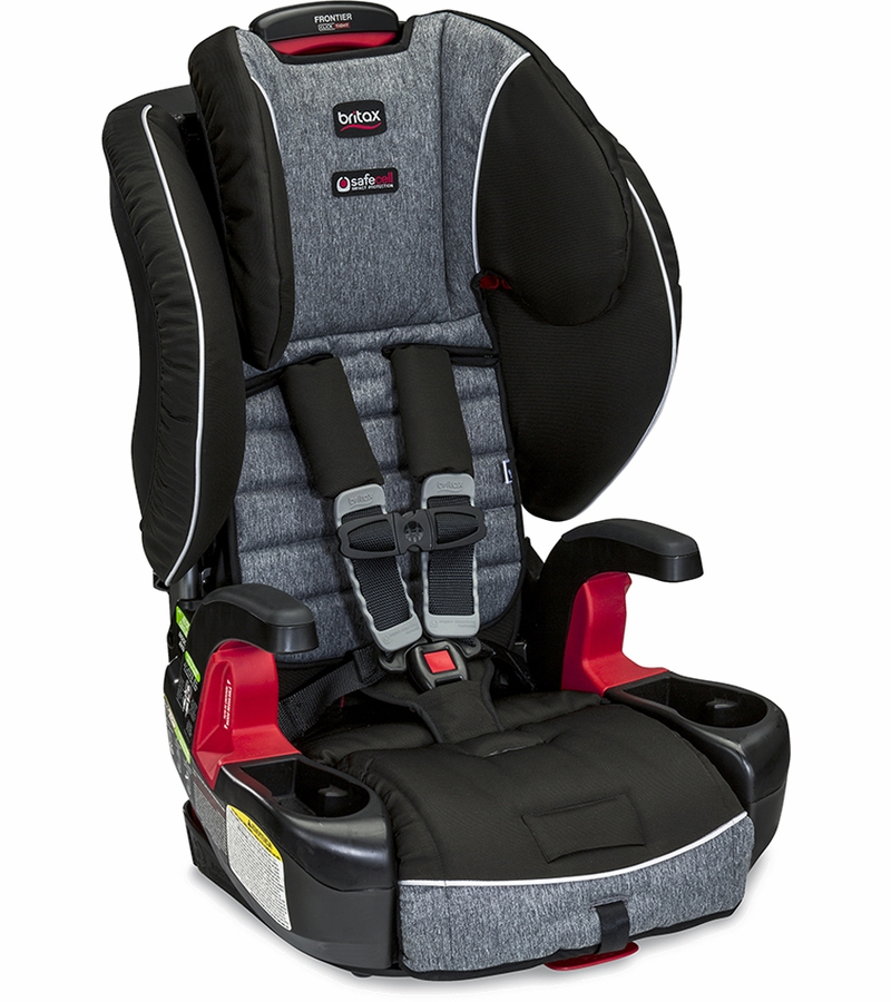 britax frontier clicktight booster car seat westin. Black Bedroom Furniture Sets. Home Design Ideas