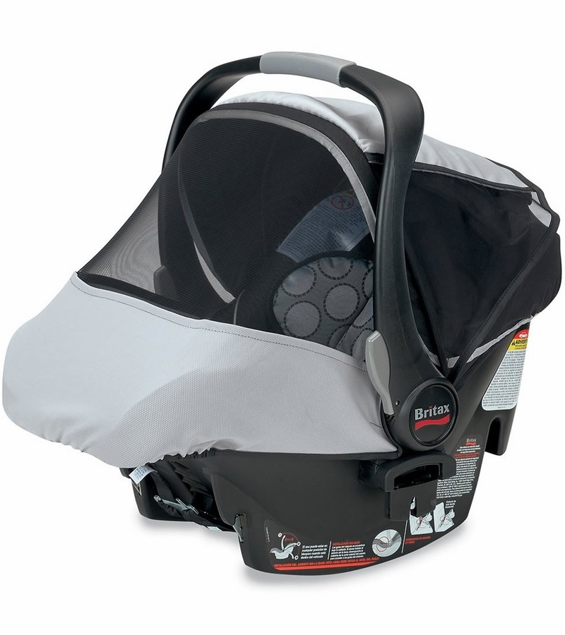 Infant Car Seat Cover For Britax