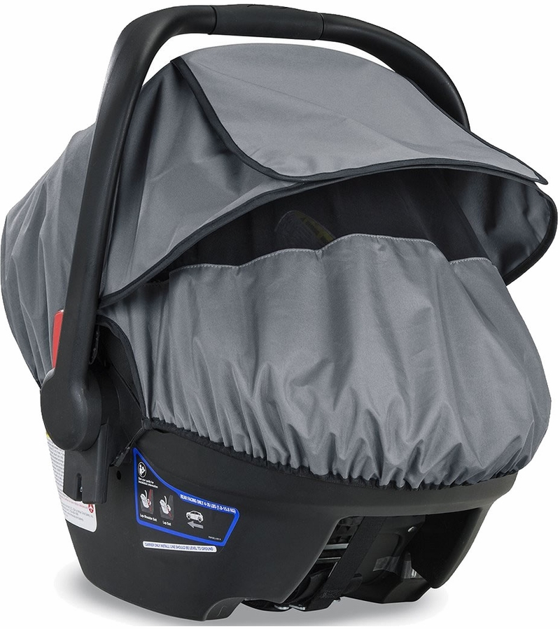 britax b covered all weather car seat cover. Black Bedroom Furniture Sets. Home Design Ideas