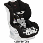 Britax Marathon ClickTight Convertible Car Seat Cover Set - Cowmooflage