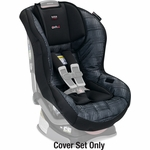 Britax Marathon G4.1 Convertible Car Seat Cover Set - Domino