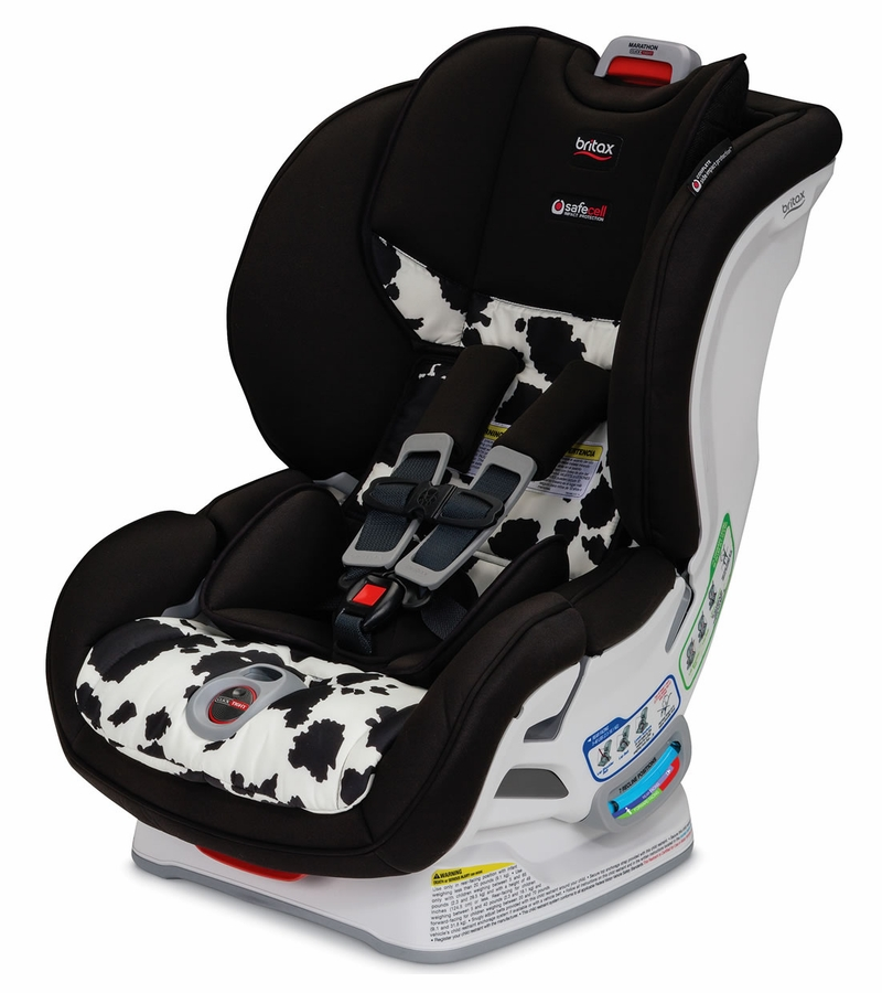 britax marathon clicktight convertible car seat cowmooflage. Black Bedroom Furniture Sets. Home Design Ideas