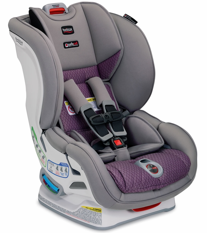 britax marathon clicktight convertible car seat twilight. Black Bedroom Furniture Sets. Home Design Ideas