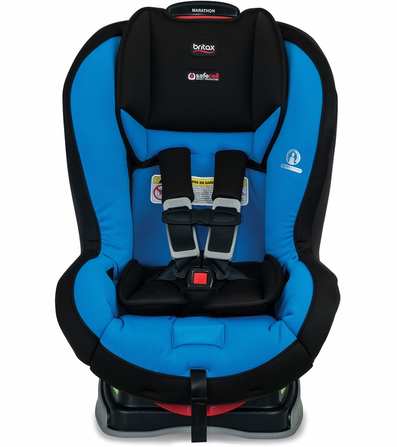 britax marathon g4 1 convertible car seat azul. Black Bedroom Furniture Sets. Home Design Ideas