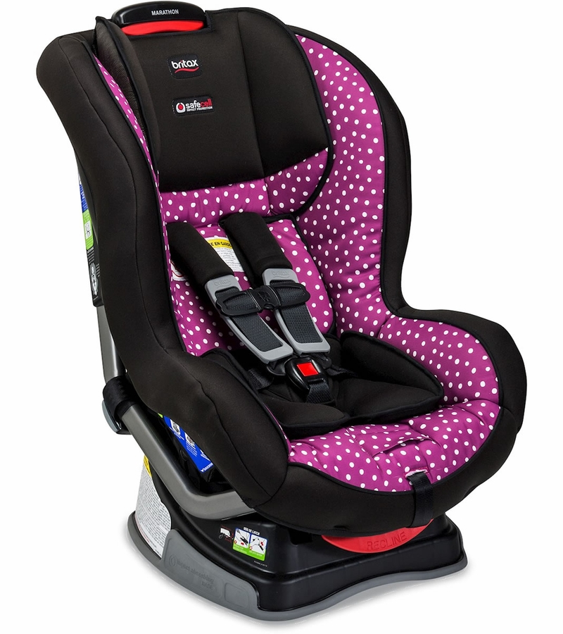 britax marathon g4 1 convertible car seat confetti. Black Bedroom Furniture Sets. Home Design Ideas