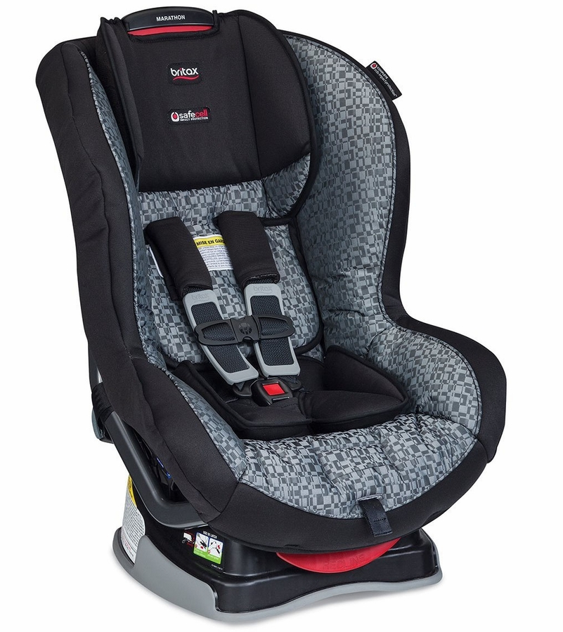 britax marathon g4 1 convertible car seat silver cloud. Black Bedroom Furniture Sets. Home Design Ideas