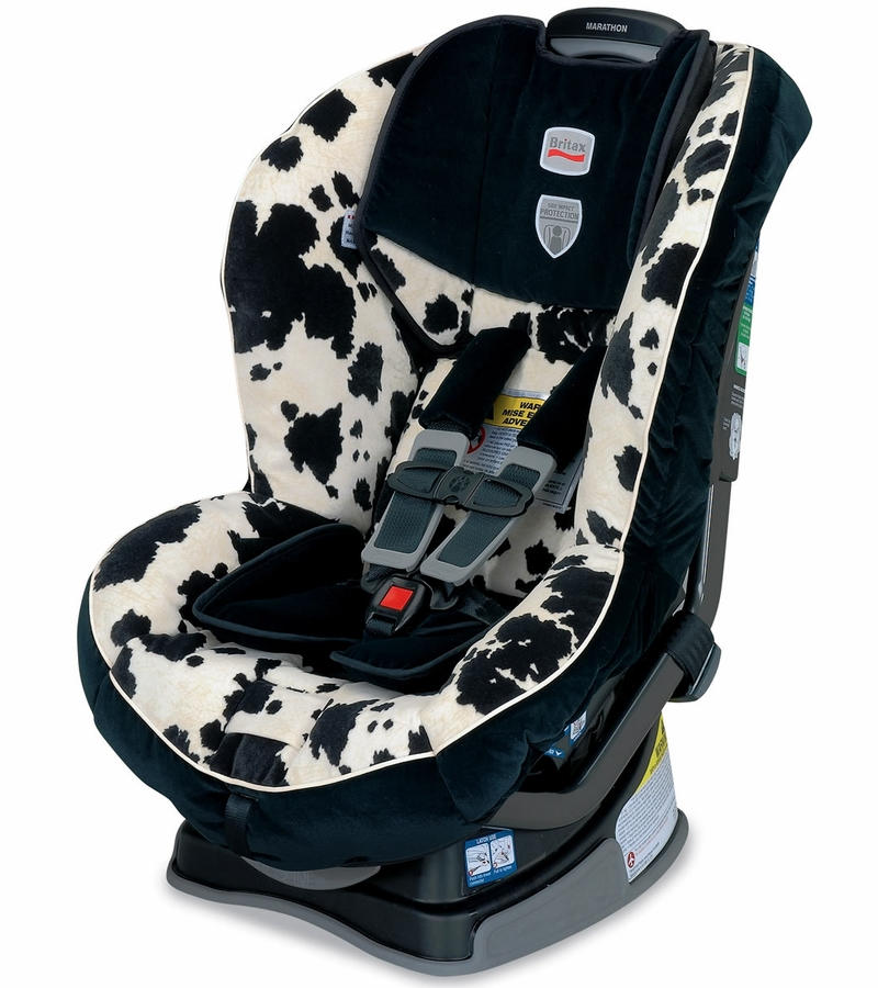 britax marathon g4 convertible car seat cowmooflage. Black Bedroom Furniture Sets. Home Design Ideas