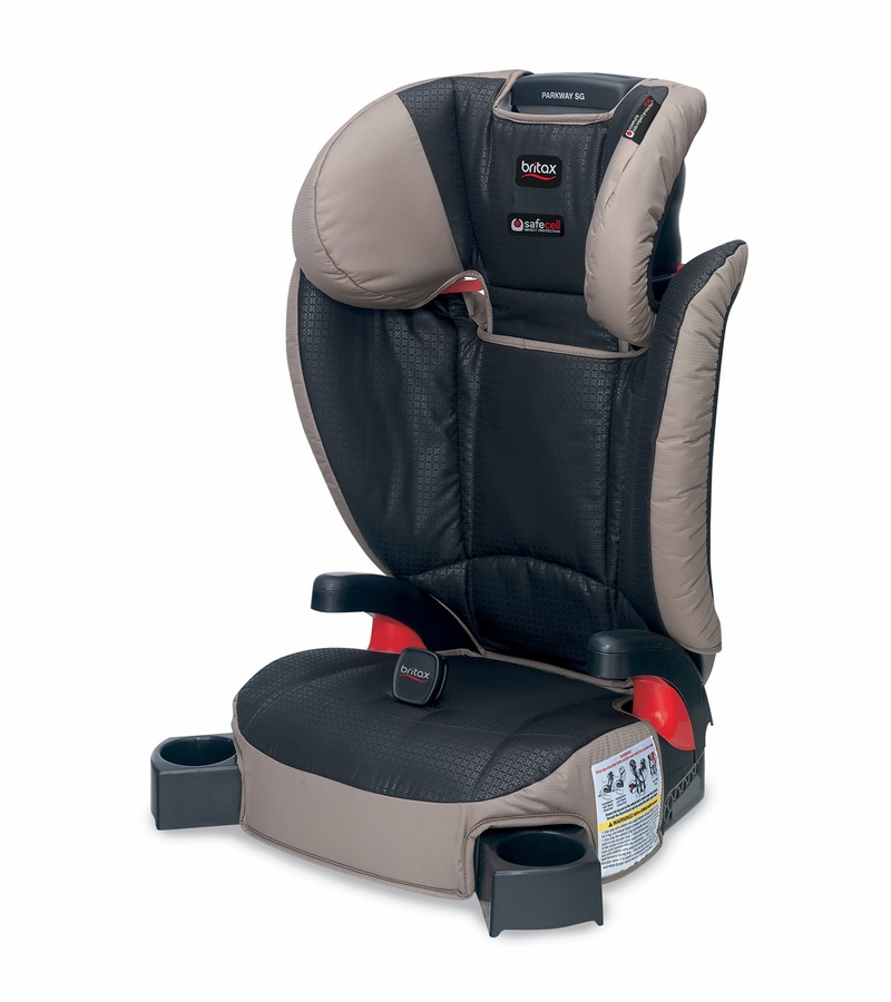 Britax Parkway SG G1.1 Belt Positioning Booster Car Seat - Knight