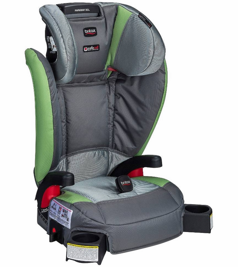 britax parkway sgl g1 1 belt positioning booster car seat 2016 scout meadow. Black Bedroom Furniture Sets. Home Design Ideas
