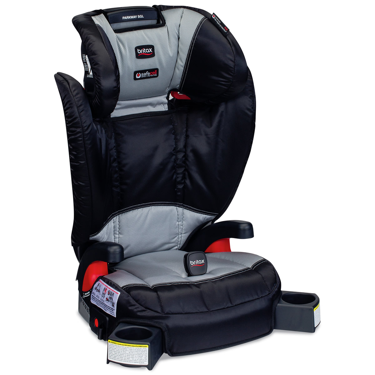 Britax Parkway SGL G11 Belt Positioning Booster Car Seat
