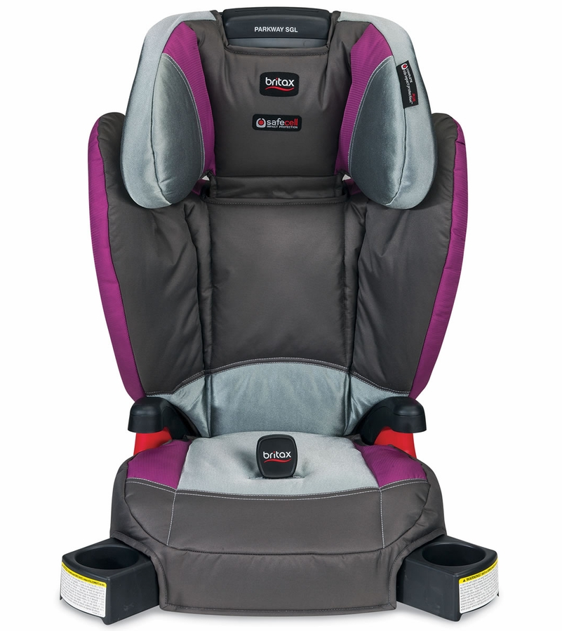Britax Parkway SGL G1.1 Belt Positioning Booster Car Seat - Scout ...