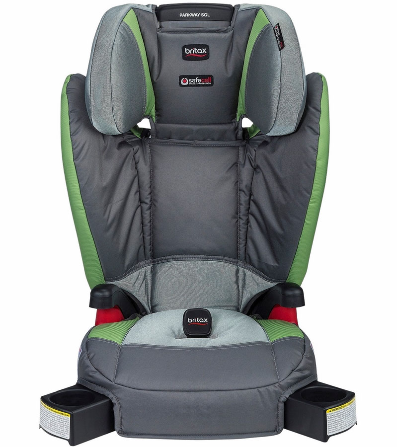 Britax Parkway SGL G1.1 Belt Positioning Booster Car Seat...